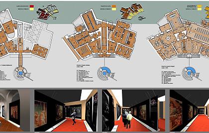 Concorso per la realizzazione di un polo museale unico prezzo Palazzo dei Priori, Comune di Fermo – Settore Lavori Pubblici
