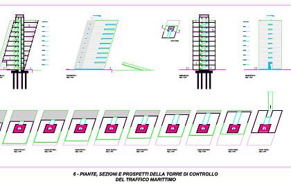 Concorso di progettazione in due gradi per la realizzazione del restauro e la valorizzazione del Porto Storico di Civitavecchia e del waterfront cittadino. Autorità Portuale di Civitavecchia.
