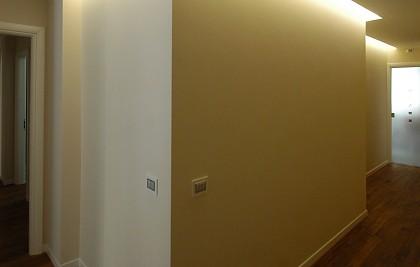 Apartamento privado<br /> Municipio de Roma<br /> Serviços profissionais: consultoria em mobiliário (interior design), projeto arquitetônico