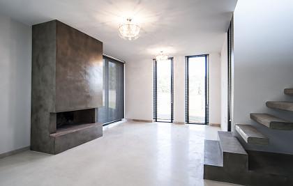 Villa privada<br /> Município de Foligno (PG), loc. Casale di Scopoli<br /> Serviços profissionais: projeto arquitetônico, supervisão de construção