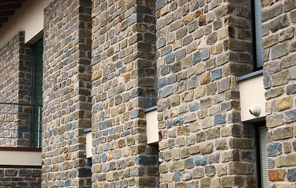 Realizzazione di edificio residenziale privato <br /> Comune di Bastia Umbra (PG) <br /> Prestazione professionale: progettazione architettonica, strutturale, impiantistica, direzione lavori, coordinamento per la sicurezza
