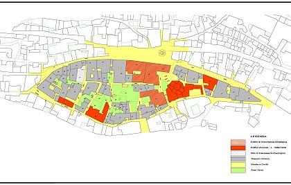 Programma Integrato di Recupero all'interno del Centro Storico (post-sisma 1997) <br /> Committente: Comune di Assisi (PG) <br /> Prestazione professionale: piano attuativo